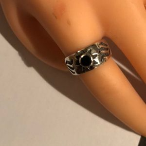 Jewelry - Silver Astrology Ring